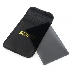 Zomei Insert All Gray Square Filter ND4 Gray Density Mirror Dimming Mirror