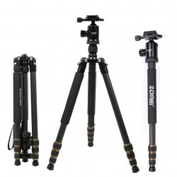 Camera Tripod 360-degree Panoramic Photography Delicate Texture Photo Accessoriy