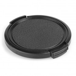 62mm Plastic Snap on Front Lens Cap Cover for DC SLR DSLR camera DV Canon