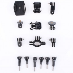 1 Set Black Outdoor Camera Shooting Photography Accessories For DV4000 Camera