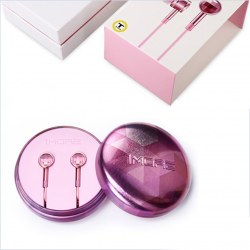 1MORE Crystal Piston Earphone Headset 3.5mm Enamelled Copper Wire In Ear Headset