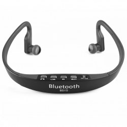 Sports Bluetooth Headset  Wireless Earphone Stereo Headphone For Cellphone
