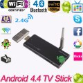 WiFi Mini PC Box Antenna XBMC DLAN Bluetooth Quad Core CX919 Android 4.4 TV Stick 1080P 2G/8GB media Player
