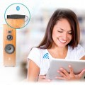NFC 3.5mm USB Bluetooth Wireless Stereo Audio Music Speaker Receiver Adapter