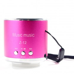 Wireless Micro SD TF Card MP3  Speaker Computer Amplifier FM Radio USB Player