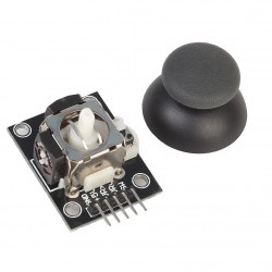 Dual-axis Joystick Breakout Module Shield Play Station 2 Joystick Game Control