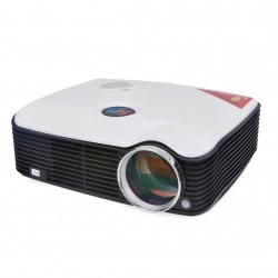 2500lms PH5 Multimedia HD LCD Projector Home Cinema Theater AV TV VGA HDMI 1080P