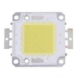 1pc 100W High Power LED Integrated Chip light source 30-32V 6000-7000LM
