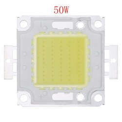 1pc 50W High Power LED Integrated Chip light source 30-32V 4.2*4cm