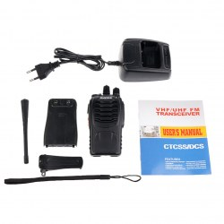 Baofeng BF-888S UHF 400-470 MHz Handheld Walkie Talkie Two way Amature Ham Radio