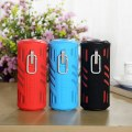 Waterproof Bluetooth Speaker With A Cylindrical Flashlight Family Travel Portabl