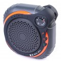 Outdoor Waterproof mini Speaker Portable Wireless Bluetooth Stereo Speaker