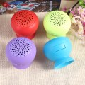 Mini Portable Wireless Bluetooth Speaker Shower Radio Hands Free