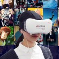 3D VR Head-mounted Display Headset Glasses Virtual Reality Mobile Phone 3D Movie