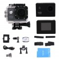 1200W HD 1080P SJ4000 Waterproof 30M Sports Car Action LCD Camcorder Recorder