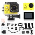 EU Action Camera SJ7000 Wifi 2.0 LTPS LED Recorder Marine Diving 1080P HD Style