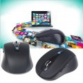 Wireless Mini Bluetooth Optical Mouse Mice 1000DPI For Laptop/Notebook/Macbook