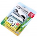 Mini Cute Panda Desktop Stapler Staple Hand Stapler For Office Home