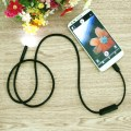 Phone Endoscope Waterproof Borescope Inspection Camera