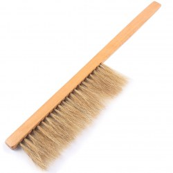 Natural Functional Beekeeping Beehive Brushes Bee Wood Handle Brush
