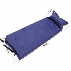 Automatic Inflatable Mat Cushion Camouflage Sleeping Mat Camping Sleeping Pad