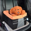 Car Front Seat Dog Cage Pet Waterloo Comfort Travel Pet Carrier Dog Booster Seat