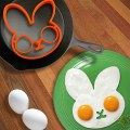 Breakfast Omelette Mold Rabbit Shape Fried Egg Pancake Mold Kitchen Tool