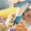 Pastry Icing Piping Bag Nozzle Tips Fondant Cake SugarCraft Decorating Pen