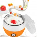 1L DIY Dessert Yoghurt Maker Healthy Home Made Electric Automatic Machine New