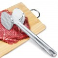 Alloy Metal Meat Mallet Hammer Chicken Beef Steak Hammer Kitchen Tool