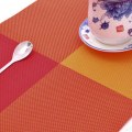Home Table Decoration Table Mat Tableware PVC Placemat Kitchen Dinning Bowl Mat