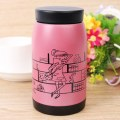 250ml Stainless Steel Vacuum Cup Thermos Travel Insulated Mug Water Bottle