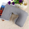 Comfortable 3 in1 Inflatable Air Cushion Neck Pillow + Eye Mask + 2 Ear Plugs