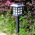 2 Solar Power LED Yard Lawn Light Party Path Outdoor Spotlight Garden Lamp