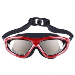 Newest Adjustable Swimming Mariner Adult Goggles Anti Fog Chrome-plated Glasses