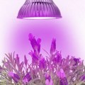 LED Grow Light Efficient LED Grow Light Silver Aluminum Material LED Grow Light