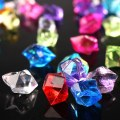 100pcs Irregular Crystal Stone Decor Ornament for Aquarium Fish Tank