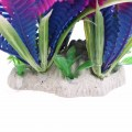 Decoration Purple Plastic Simulated Plan ts/Marine Flora for Aquarium Fish Tank