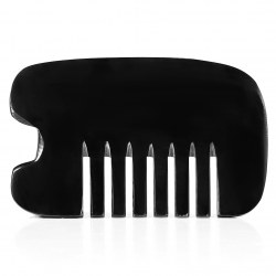 Massage Comb Scraping Horn Comb Six Teeth Comb Hair Care Brushes