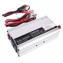 1000W DC12V to AC220-240V AC Household Solar Power Inverter Converter Adapter