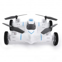 Syma X9 2.4G 4CH Fly Drive 4-axis Gyro RC 360 degree Flip Quadcopter Flying Car