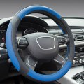 Universal Classic Microfiber Leather Car Steering Wheel Cover Non-Slip