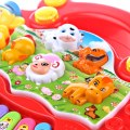 Five Animals Flower Children's Intellectual Development Ability Plastic Flower