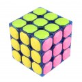 New Fashion Professional 3x3x3 Magic Speed Twist Puzzles Cube Best Gift Toy Game