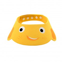 Children Baby Shampoo Cap Adjustable Ear Cap cute Baby Shampoo Bath Shower Cap