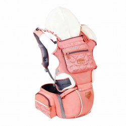 Mambo Multifunction Baby Infant Comfort Backpack Seat Front Carrier Sling Strap