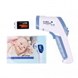 Baby Thermometer Infrared Thermometer Handheld Body Thermometer Blue Sky