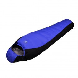 90% Down Single Sleeping Bag Silkworm Pupa Warm Outdoors Lightweight Travel Bed