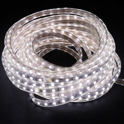 1M White 60LED SMD 5050 LED Strips Remote Control DIY Party Home Decor Light Bar