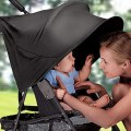 ​Protective Stroller Shade Improves Sun Protection for Strollers and Prams Baby